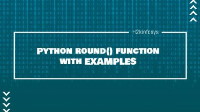 Photo of Python round() function with EXAMPLES