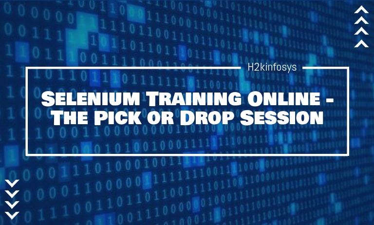Selenium-Training-Online