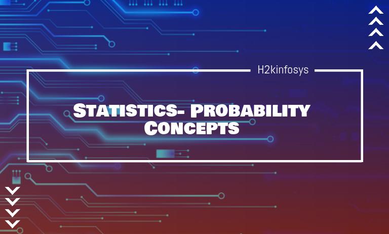 Statistics-Probability-Concepts