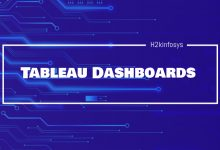 Photo of Tableau Dashboards
