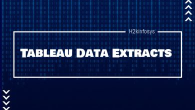 Photo of Tableau Data Extracts