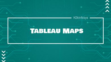 Photo of Tableau Maps