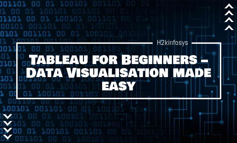 Tableau for Beginners – Data Visualization Made Easy