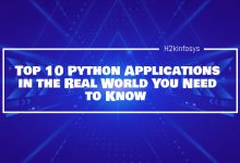 Photo of Top 10 Python Applications in the Real World You Need to Know