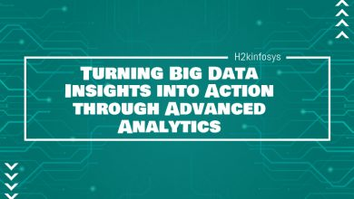 Photo of Turning Big Data Insights into Action through Advanced Analytics