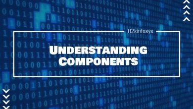 Photo of Understanding Components