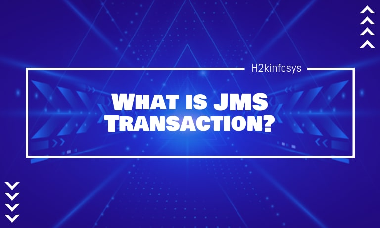 JMS Transaction