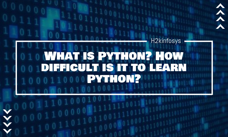 What is Python? How difficult is it to learn Python?