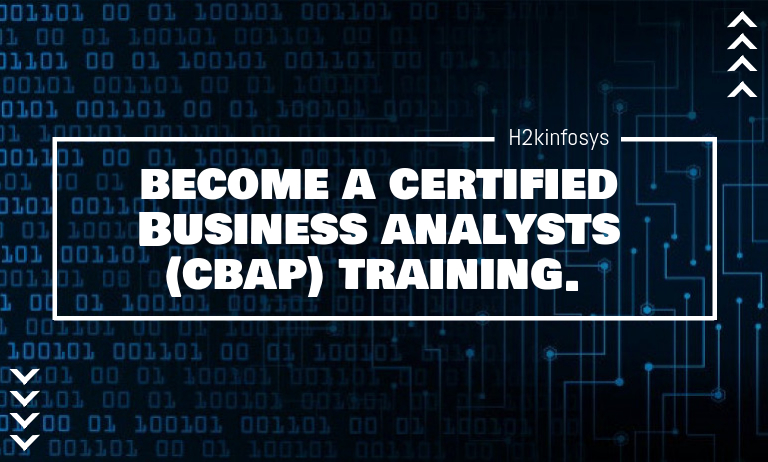 become a certified Business analysts (cbap) training.