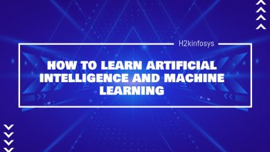 Photo of How to Learn Artificial Intelligence and Machine Learning