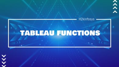 Photo of Tableau Functions
