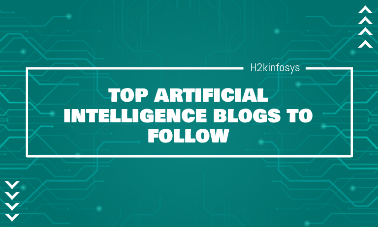 top artificial intelligence blogs