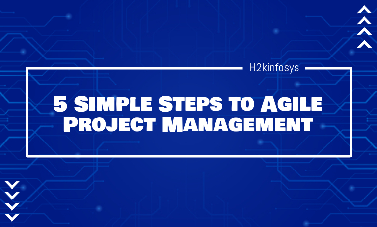 Simple Steps to Agile Project Management