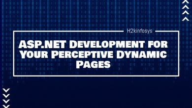 Photo of ASP .NET Development for Your Perceptive Dynamic Pages