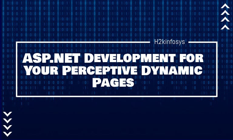 ASP .NET Development for Your Perceptive Dynamic Pages