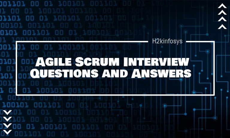 Agile Scrum Interview Questions