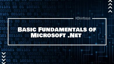 Photo of Basic Fundamentals of Microsoft .Net