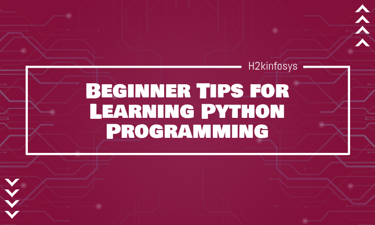 Beginner Tips for Learning Python Programming
