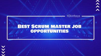 Photo of Best Scrum master job opportunities