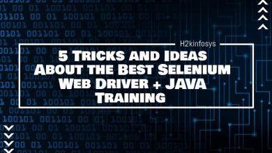 Photo of 5 Tricks and Ideas about the Best Selenium Web Driver + JAVA Training