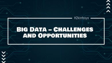 Photo of Big Data – Challenges and Opportunities