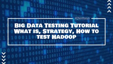 Photo of Big Data Testing Tutorial: What is, Strategy, How to test Hadoop
