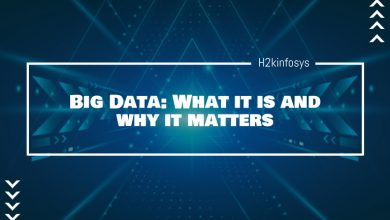 Photo of Big Data: What it is and why it matters