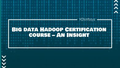 Photo of Big data Hadoop Certification course – An Insight