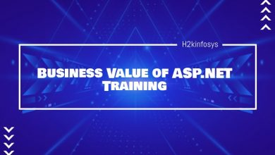 Photo of Business Value of ASP.NET Training