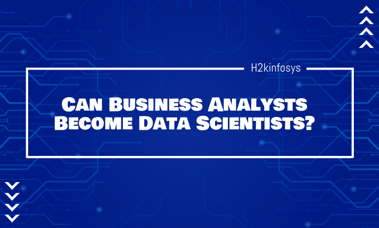 Can Business Analysts Become Data Scientists
