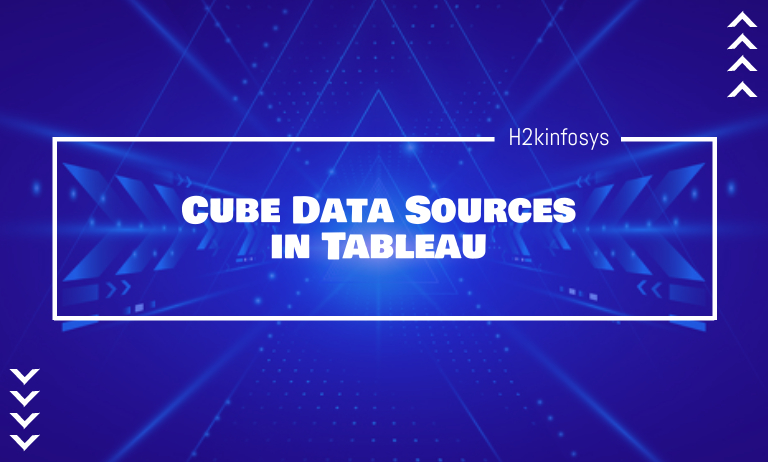 Cube Data Sources in Tableau