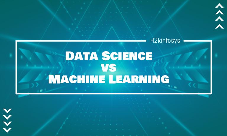 Data Science vs. Machine Learning