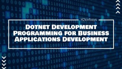 Photo of Dotnet Development Programming for Business Applications Development