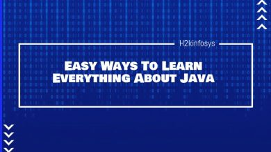 Photo of Easy Ways To Learn Everything About Java