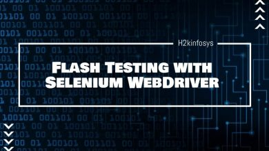 Photo of Flash Testing with Selenium WebDriver