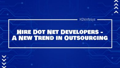 Photo of Hire Dot Net Developers – A New Trend in Outsourcing