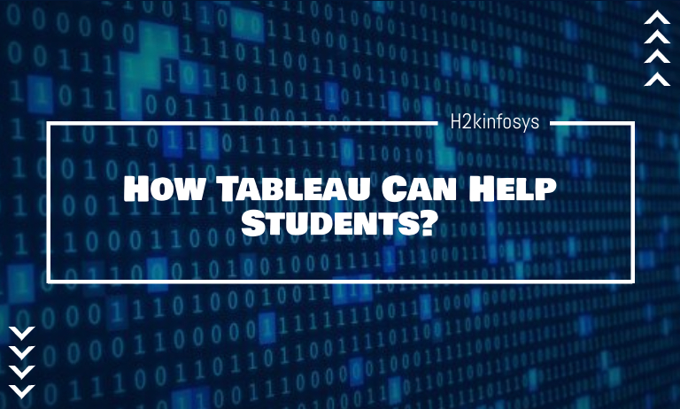 How Tableau Can Help Students?