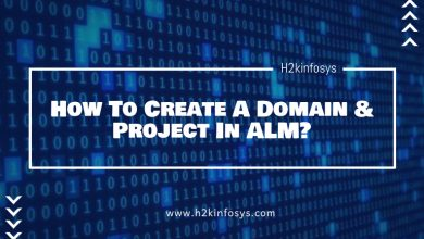 Photo of How To Create A Domain & Project In ALM?