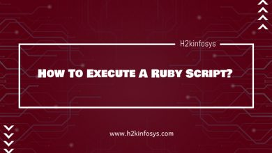 Photo of How To Execute A Ruby Script?