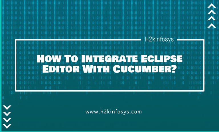 How To Integrate Eclipse Editor With Cucumber