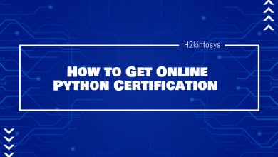Photo of How to Get Online Python Certification