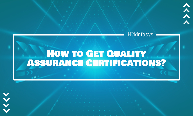 How to Get Quality Assurance Certifications