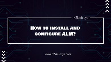 Photo of How to install and configure ALM?