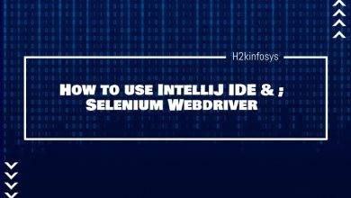 Photo of How to use IntelliJ IDE & Selenium Webdriver