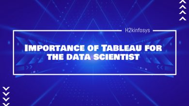 Photo of Importance of Tableau for the data scientist
