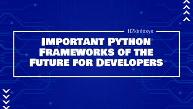 Photo of Important Python Frameworks of the Future for Developers
