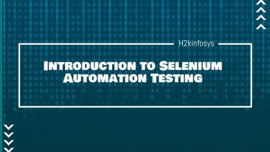 Photo of Introduction to Selenium Automation Testing