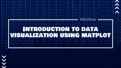 Photo of Introduction to data visualization using matplot