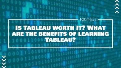 Photo of Is Tableau worth It? What are the benefits of learning Tableau?