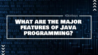 Photo of What are the major features of Java programming?